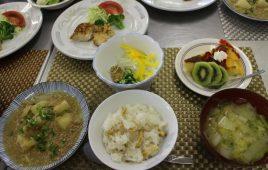 料理教室♪開催中です♪