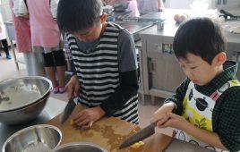 子供料理教室 リトル・シェフ①開講式