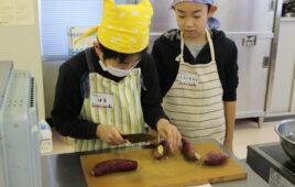 子供お菓子作り教室