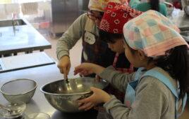 子供お菓子作り教室③